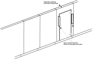 Door Frame Panel Image