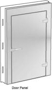 Door Frame Panels Image